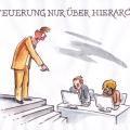 7 Steuerung nur über Hierarchie
