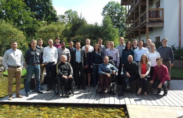 """Capgemini """"High Potential Leadership Programm"""" in Kitzbühel"""