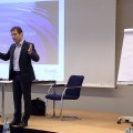 Atilla Vuran beim Führungskräfteseminar Leading Simple