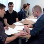 Leadership training for their young management talents