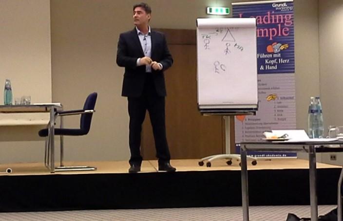 Impressionen aus LEADING SIMPLE© 1 – Erfolgreich Führen mit System