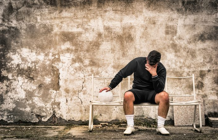 Unangebrachtes Bedauern - psychologischer Filter