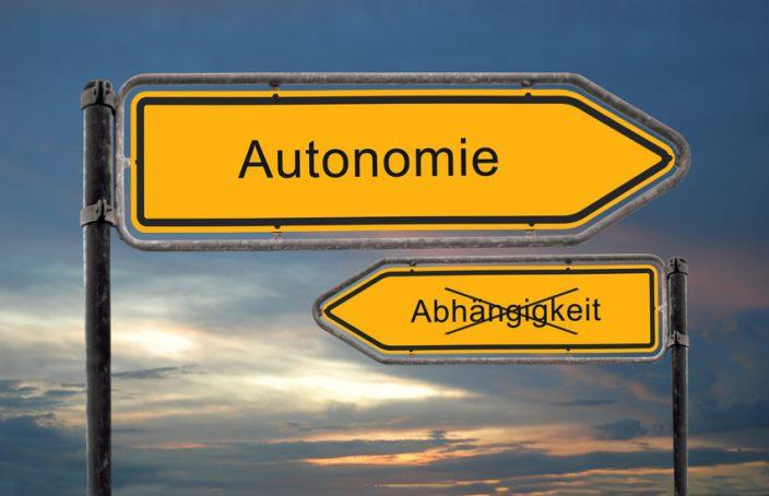Autonomie in der Führung
