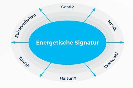 Die energetische Signatur