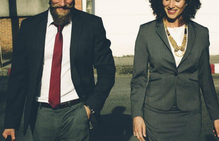 Geschlechterkampf - Frauen in der Führung