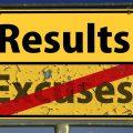 Ausreden-Ergebnisse